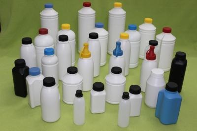 Chai nhựa HDPE đựng mực in
