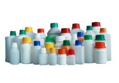 Chai nhựa HDPE đựng thuốc bảo vệ thực vật